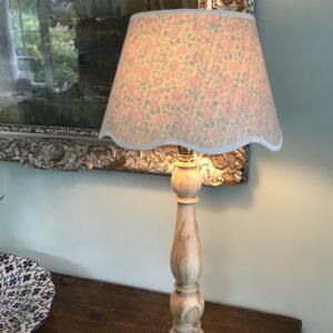 Margot  Lamp base - Natural Wood lamp base